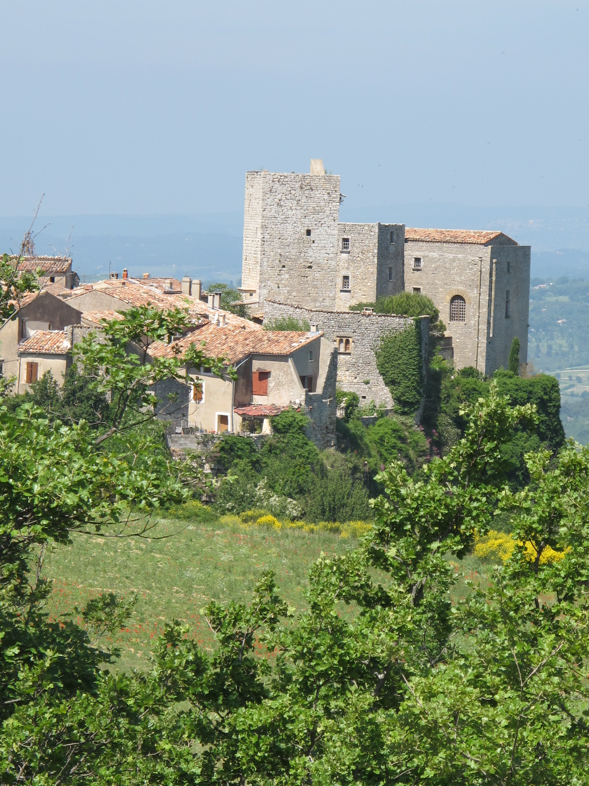 Learn French in Luberon