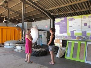 Visite de la distillerie de lavande
