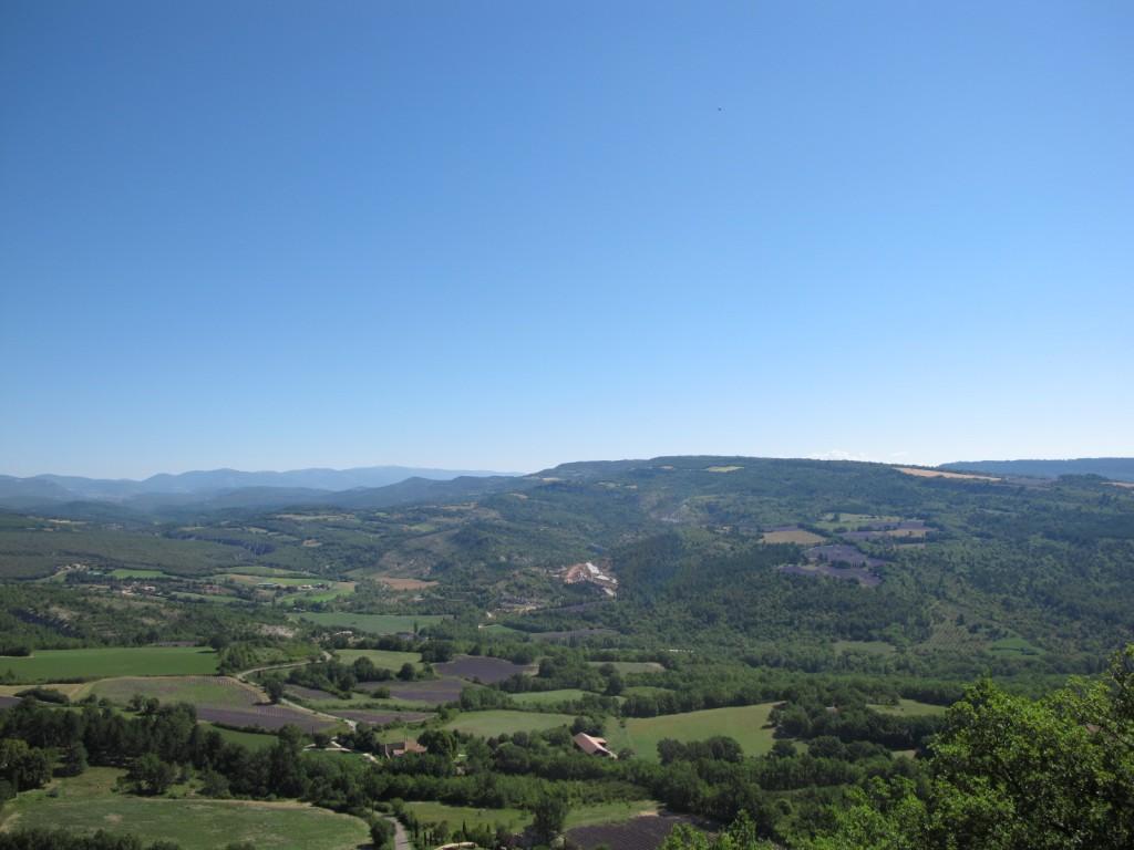 Paysage Provence 2