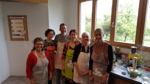 Atelier cuisine: learning French while cooking!